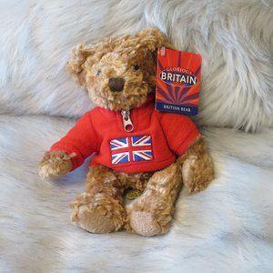'Archie' - Glorious Britain Teddy bear